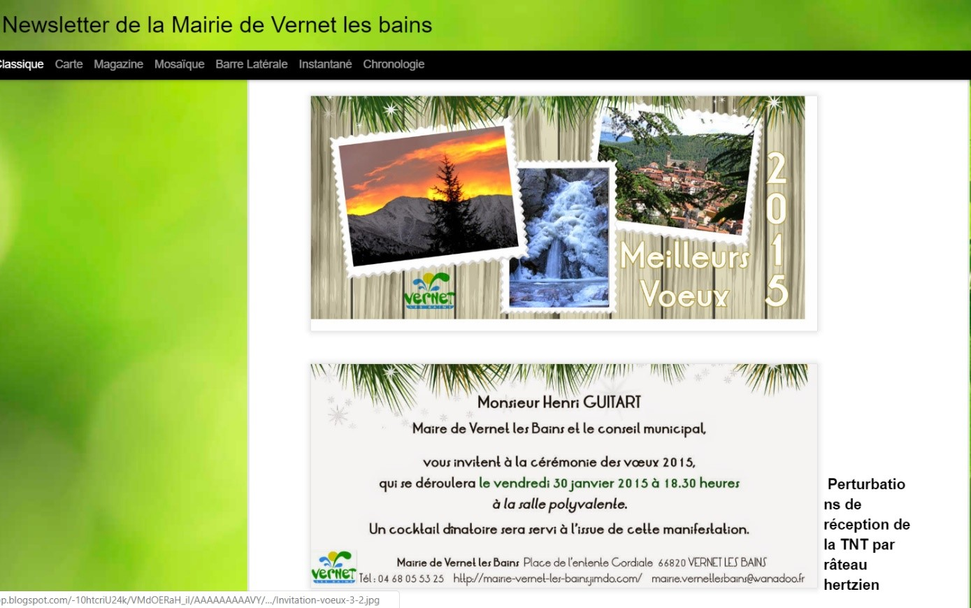 newsletter-exemple